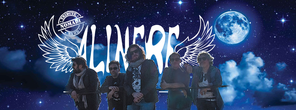 alinere nomadi tribute band